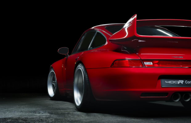 Gunther Werks' Modernized Porsche 993 Is Simply Spectacular