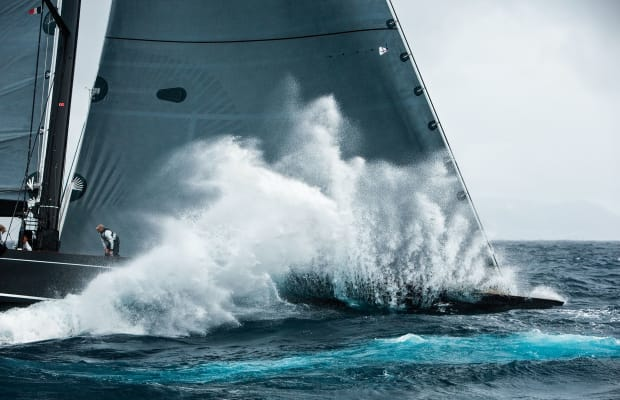 A Hardcover Collection of the World's Most Stylish Sailing Yachts