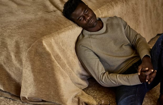 The Classic Crewneck Sweatshirt Every Guy Needs In His Wardrobe This Fall