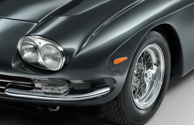 This Vintage Lamborghini 400 GT Is the Definition of Cool