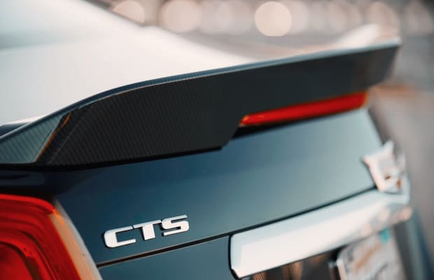 Cadillac's Batmobile