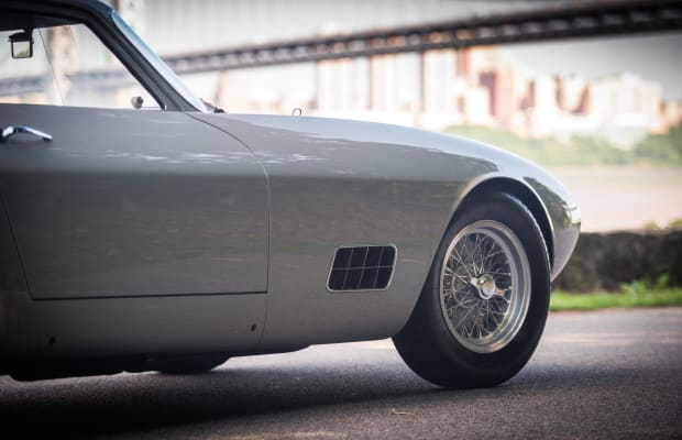 13 Stunning Photos of a 1956 Ferrari 250 GT Berlinetta Competizione