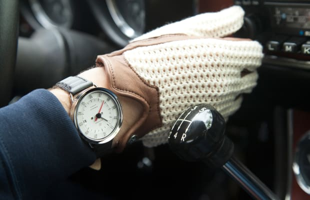 This Stunning Watch is Inspired by Classic Italian Cars