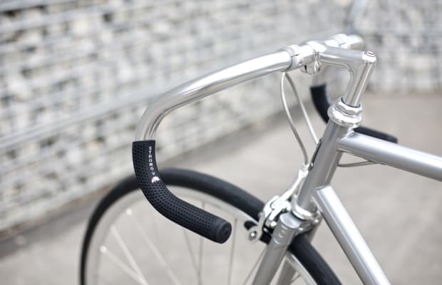 This All-Silver Road Bike Is a Work of Art on Wheels