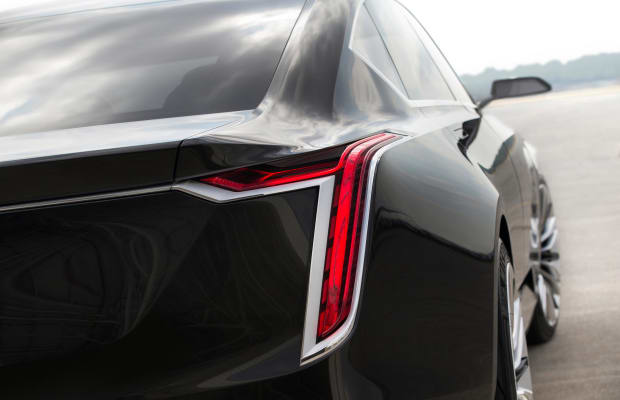 Cadillac Levels Up Once Again With This Gorgeous Concept Car