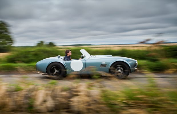 This 1965 AC Cobra Will Make Your Heart Skip a Beat