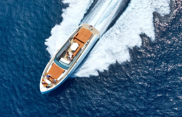 Vanquish Yachts' First Sports Boat Is a Good Times Magnet