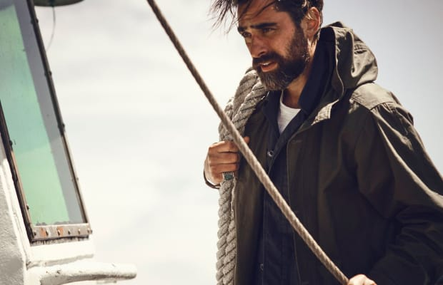 This Clothing Collection Inspired by 'The Old Man and the Sea' Is Amazing
