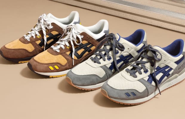 These Vintage-Inspired ASICS are All Kinds of Cool