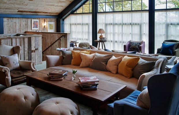 How to Make Your Home Feel Like Soho House