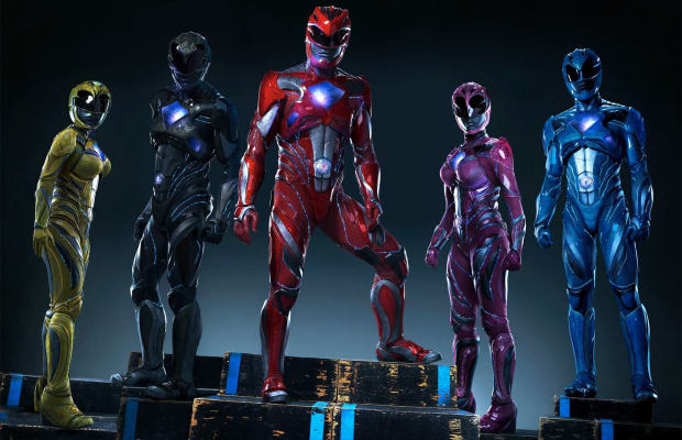 The 'Power Rangers' Trailer Is, Uh, Really Something
