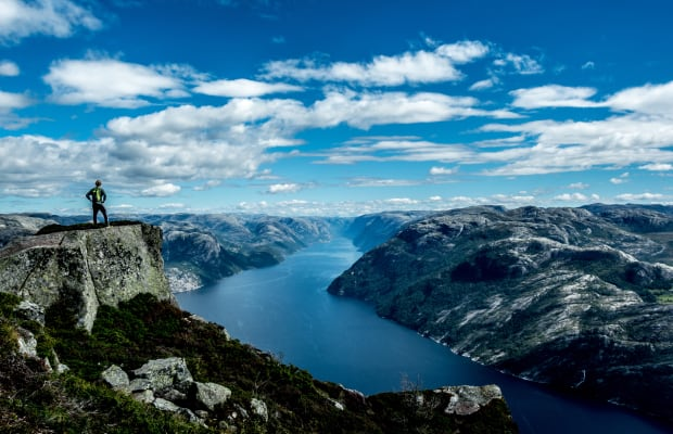 This Dreamy Video of Norway Will Make You Want to Hop on a Plane