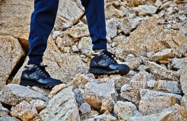 The New Balance Hiking Boots That Climbed Everest