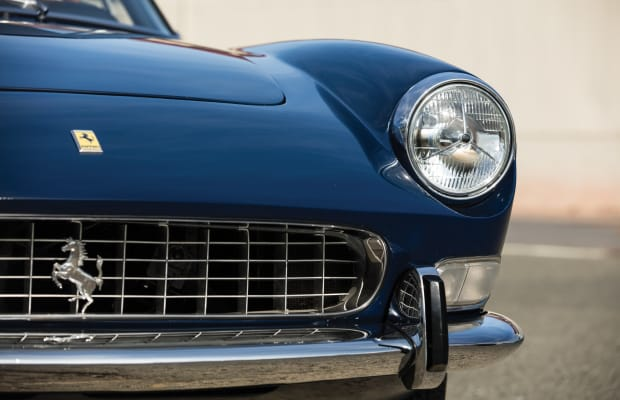 Lay Yours Eyes on This Stunning 1966 Ferrari 330 GT 2+2 Series II