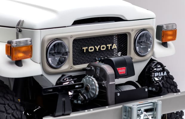 This Alpine-Inspired FJ Cruiser Is As Good As It Gets