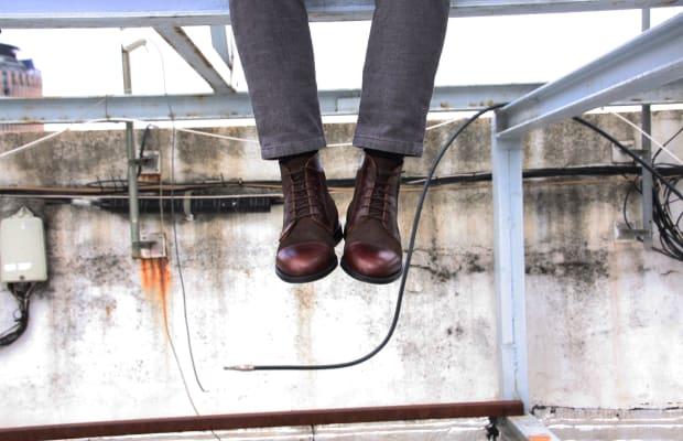 Finally, Stylish Bespoke Shoes That Won't Break the Bank
