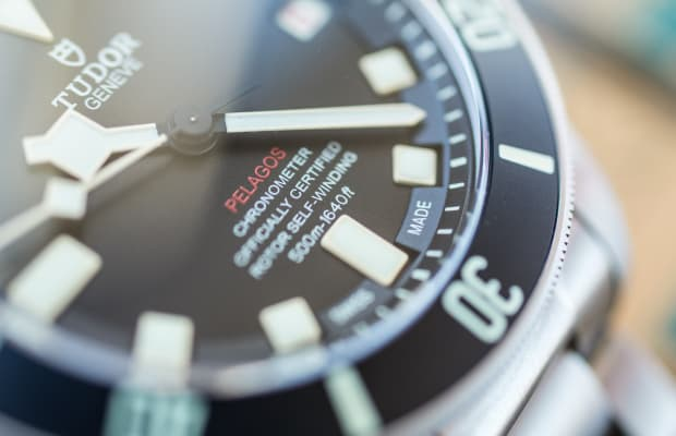 Tudor Unveils Stunning Limited Edition Dive Watch for Lefties