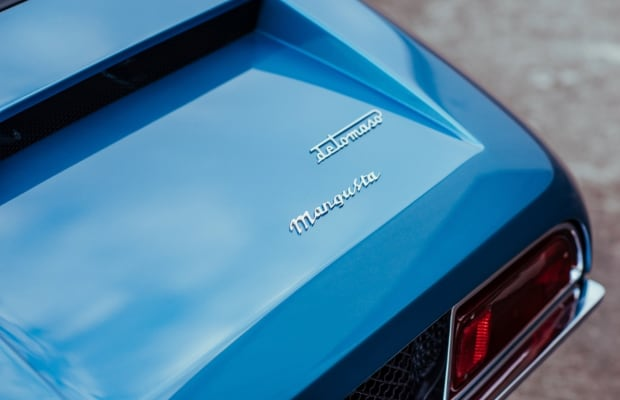 Prepare to Drool Over This Stunning 1969 De Tomaso Mangusta