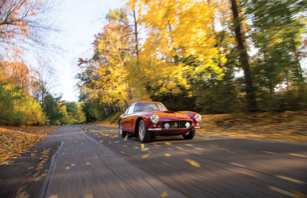 This 1961 Ferrari 250 GT SWB Is the Pinnacle of Classic Cool