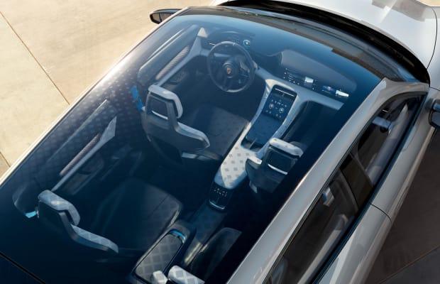 The Porsche Mission E Wagon Concept Is So Pretty It Hurts