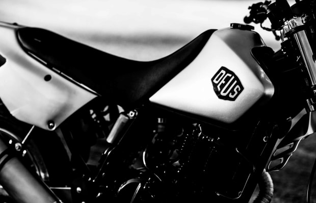 This Custom Deus Motorcycle Has Style for Miles