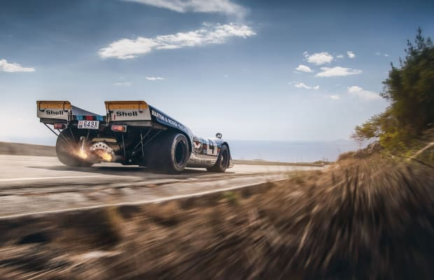 Monaco Resident Converted His Porsche 917K Into Street-Legal Beast