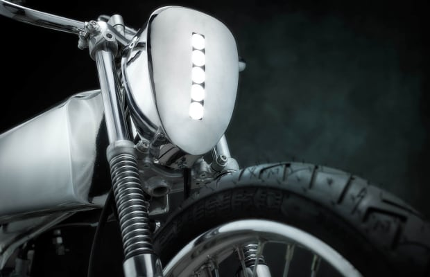 The Bandit9 L-Concept Is a Motorcycle Masterpiece