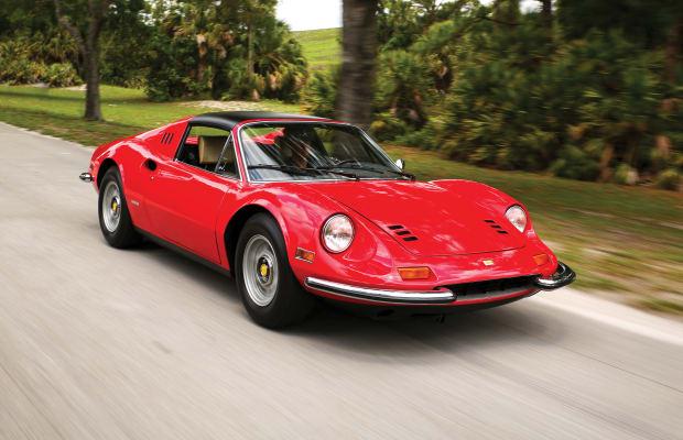 Car Porn: 1974 Ferrari Dino 246 GTS