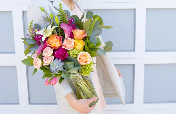 The Easiest Way to Send Mom Flowers