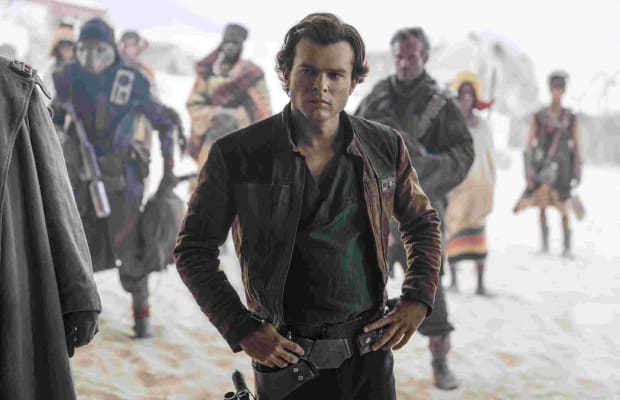 Early Reviews for 'Solo: A Star Wars Story' are Overwhelmingly Positive