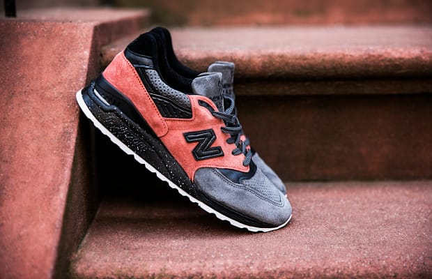 Todd Snyder and New Balance Drop Sunset Pink Sneaker Collab