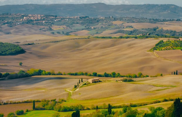This Drone Footage Through Tuscany Will Give You Goosebumps