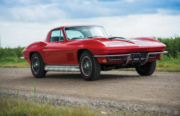 Car Porn: 1967 Chevrolet Corvette Sting Ray