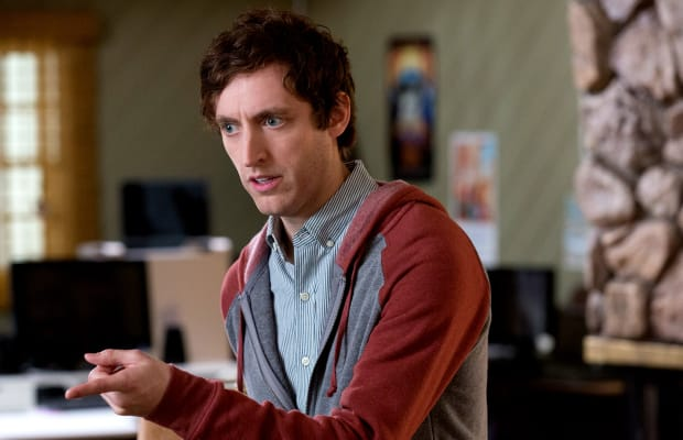 How 'Silicon Valley' Reacts to Apple's iPhone X