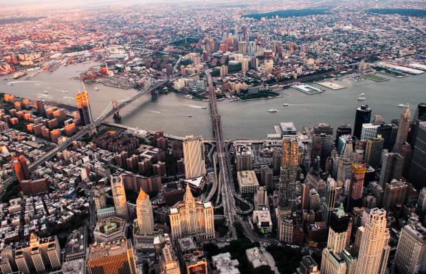 A Mind-Boggling Timelapse of New York
