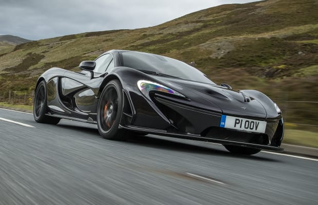 A McLaren P1 Takes On Nürburgring In This Impossibly Superb Video