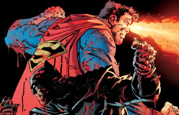 Frank Miller Reinvigorates Batman With New Dark Knight Graphic Novel