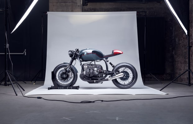 Check Out This Limited Production Run of Beautiful BMW Café Racers