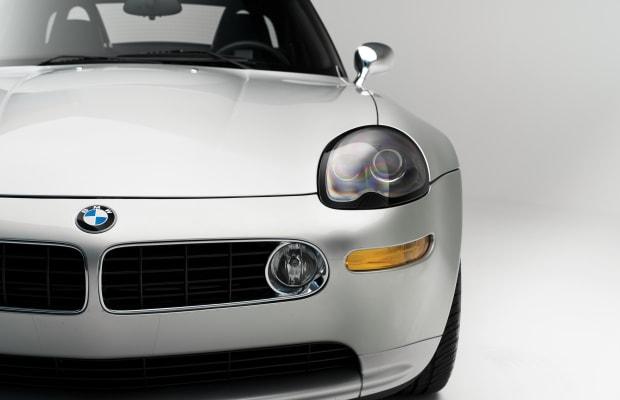 Steve Jobs' BMW Z8
