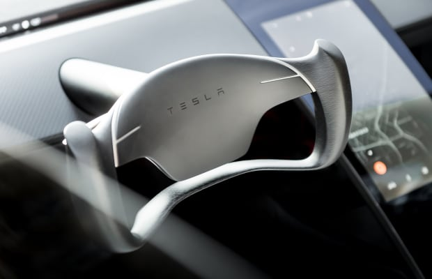 Tesla Shocks the Car World With Surprise Supercar Reveal