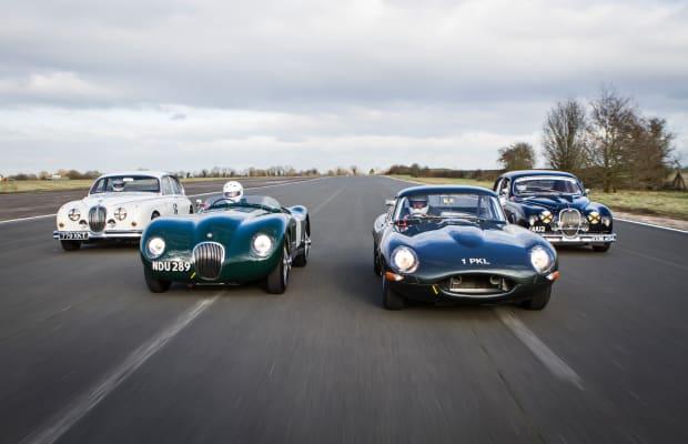 Jaguar & Private White V.C. Designed the Ultimate Driving Jacket