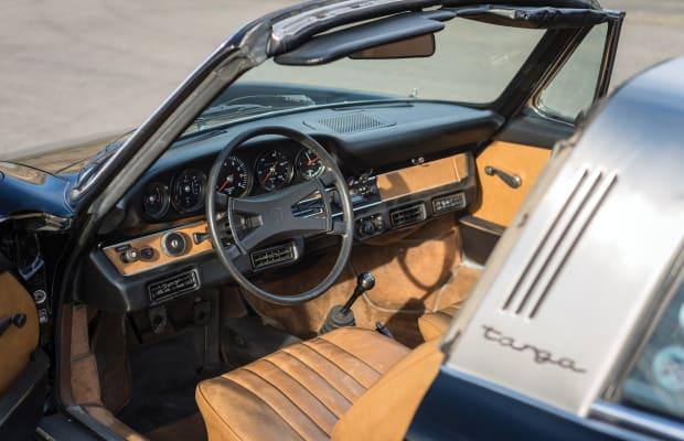 This 1973 Porsche 911 E Targa Is an Affordable Beauty