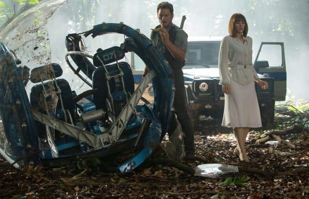The First 'Jurassic World: Fallen Kingdom' Trailer Is Here