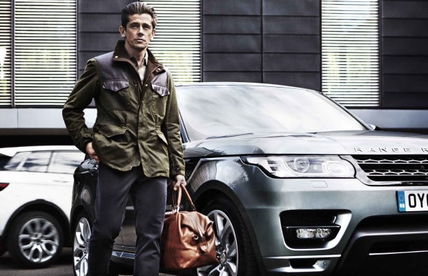 Now Is Your Chance to Score a Barbour Jacket at a Discount