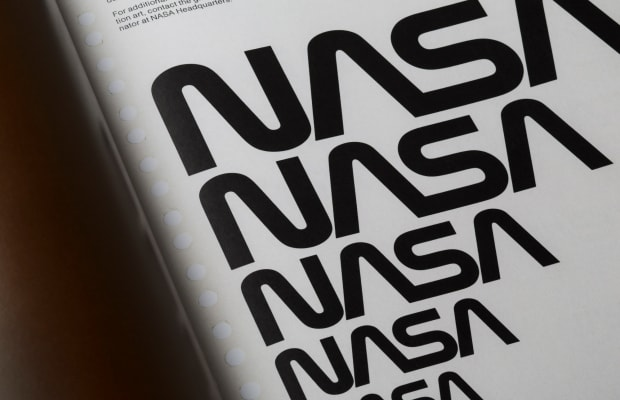 Upgrade Your Coffee Table With the NASA Graphics Standards Manual