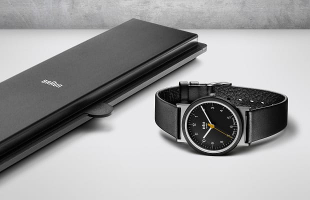 Now Is Your Chance to Get a Braun Watch for 50% Off