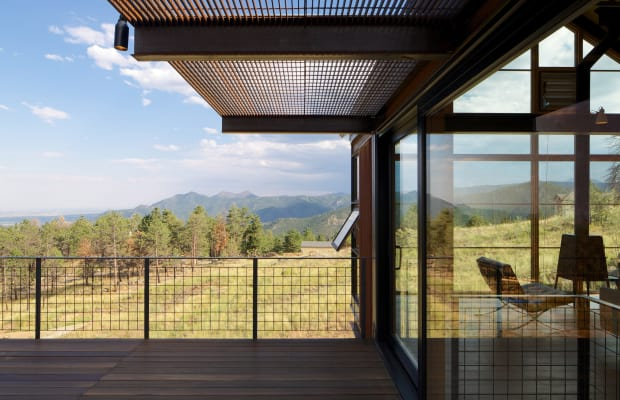 This Eco-Friendly Home Is Colorado Living at its Best