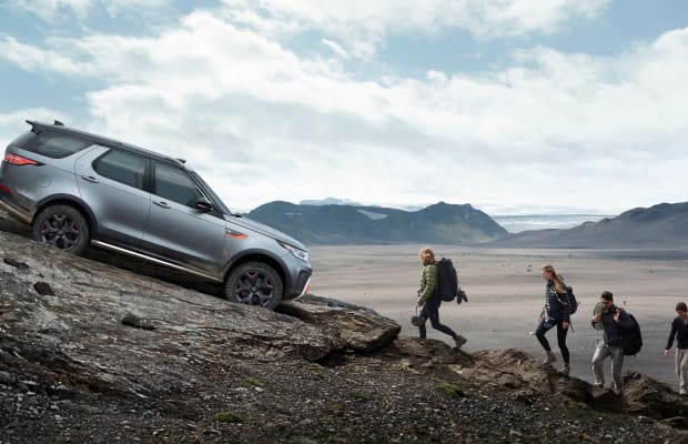 This Land Rover Discovery Video Is Especially Beautiful