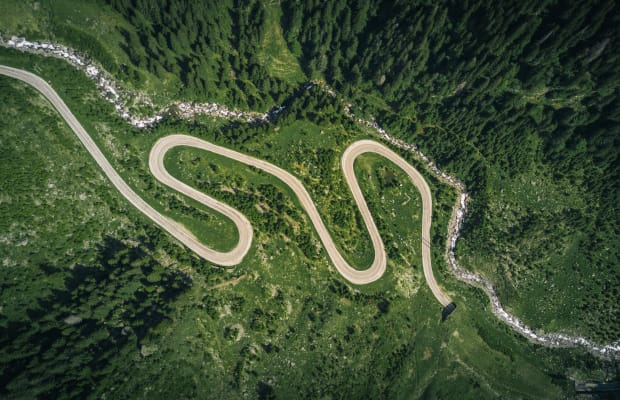 Soar Above Romania With This Dynamic Aerial Footage