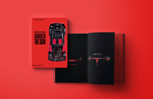 Explore All Things Ferrari With This Luxe New Coffee Table Book